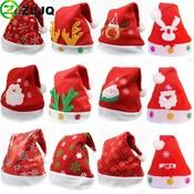 Set van 5 Kerstmutsen