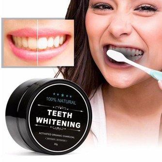 Tanden Bleken Charcoal