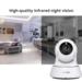 INQMEGA 720 p IP Camera Draadloze Wifi Cam Indoor Home Security Surveillance CCTV Netwerk Camera Nachtzicht P2P Remote View
