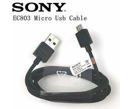 Sony Orginele Oplaadkabel voor Xperia