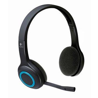 Logitech Draadloze Headset H600