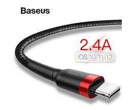 Baseus USB Kabel voor iPhone x Charger Oplaadkabel voor iPhone 8 7 6 6 s plus USB Data Kabel telefoon Cord Adapter