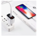 Baseus Multi USB Charger Voor iPhone Samsung Xiao mi mi snel Opladen Turbo Meerdere Wall Charger Eu US PLUG Mobiele telefoon Oplader