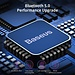 Baseus W01 TWS Bluetooth 5.0 Echte Draadloze Oortelefoon Hoofdtelefoon Mini Draadloze Oordopjes Met Microfoon Handsfree Headset Voor Xiaomi iPhone