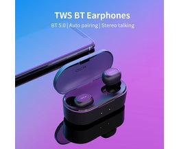 QCY Bluetooth Oordopjes Draadloos met Microfoon