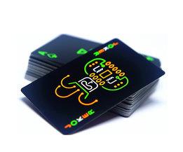 Glow in the Dark Speelkaarten set