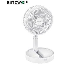 BlitzWolf 3 In 1 Opvouwbare Rekbaar Fan Ultra Compact