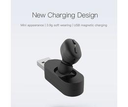 QCY 1 Mini Bluetooth Hoofdtelefoon met Microfoon