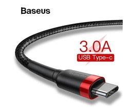 Baseus Snellader Kabel USB C