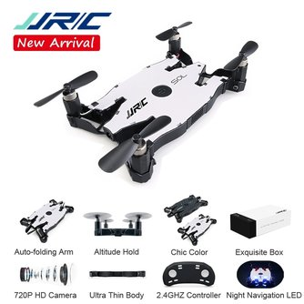 Ultradunne Opvouwbare Drone