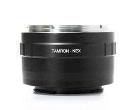 Lens Adapter voor Sony A7, A7R en NEX