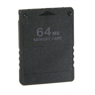 Memory Card PS2 64 MB