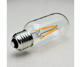 Retro LEDlamp met E27 Fitting