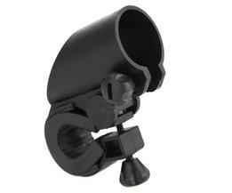 Fietslamp Houder