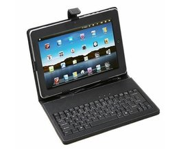 USB Keyboard + Hoes voor Android Tablet 10\'\'