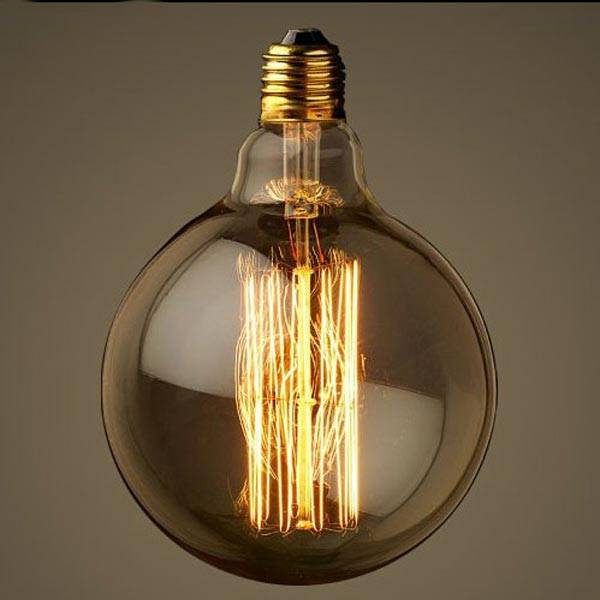 Bekend Lamp Retro met Grote Fitting I MyXLshop (SuperTip) HZ03