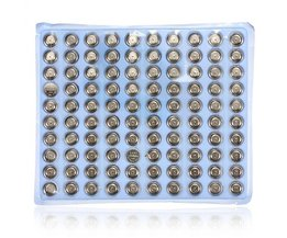 Knoopcelbatterij (100 stuks)