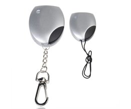 Draadloze draagbare Anti Lost Theft Safety Security Alarm sleutelhanger set
