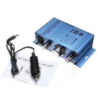 Mini Hi-Fi Stereo Versterker