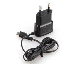 Oplader met Micro USB Kabel