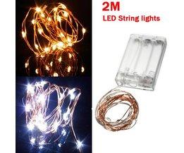 LED Koperdraad 2M 20LED