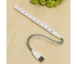 Flexibele USB LED Lamp