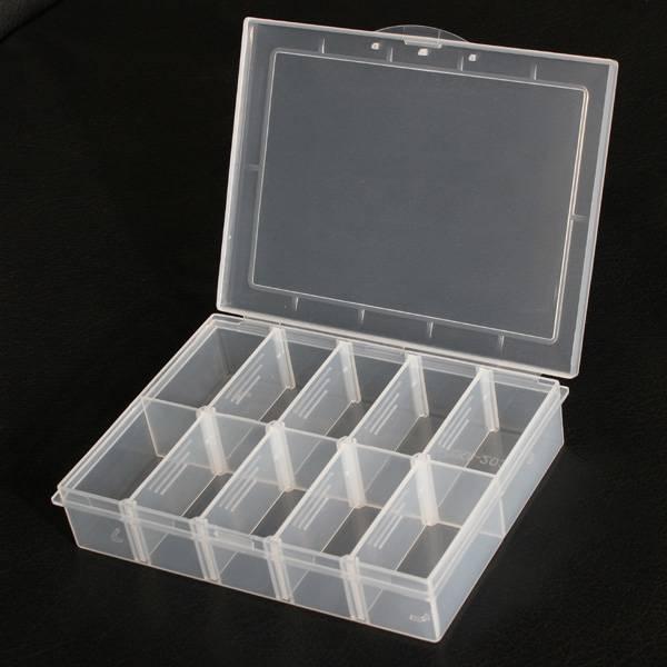 plastic opbergbox 10 vakken online bestellen? i myxlshop (tip)
