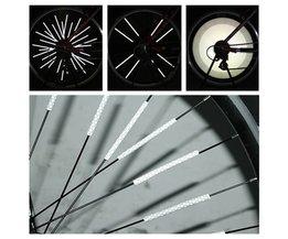 Reflector voor fietswiel