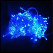 50 meter Blauwe Led Snoerverlichting voor Alle Feesten
