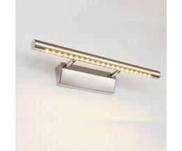 LED Badkamer Lamp met Warm Wit Licht