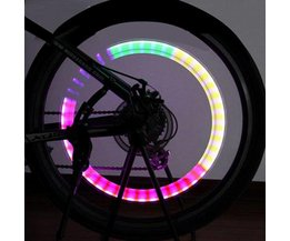 Fiets Ventiel Licht met LED