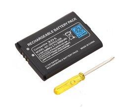 Oplaadbare Batterij voor Nintendo 3DS
