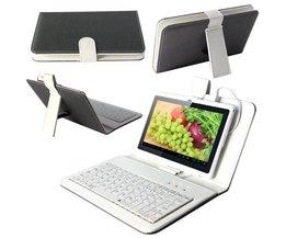 Kunstleren Tablet Standaard voor 7 inch Tablet