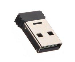 Draadloze Bluetooth USB 2.0 Adapter
