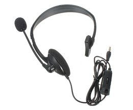 Gaming Headset voor Sony Playstation 4
