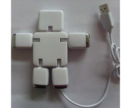 USB Splitter Hub 4 in 1