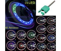LED Spaakverlichting voor de fiets