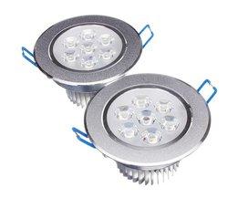 Dimbare LED inbouwspots