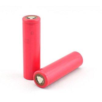 SANYO 18650 Oplaadbare Li-ion Batterij (3400mAh)