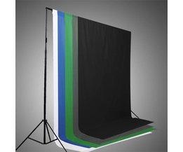 Backdrops in 5 Kleuren