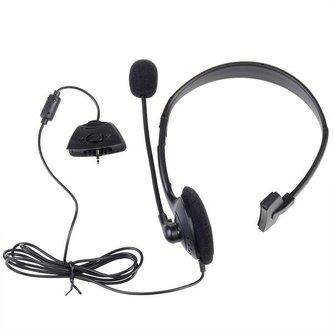 Headset Met Microfoon Voor Xbox 360