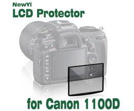 LCD Glas beschermer voor Canon EOS 1000D