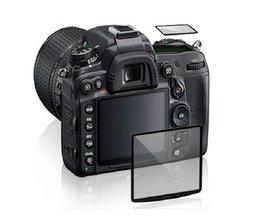 LCD Schermprotector voor Nikon D5200