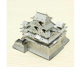 3D-Puzzel van Kasteel Himeji
