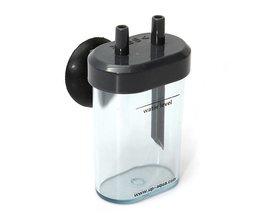 CO2 Bellenteller met Zuignap