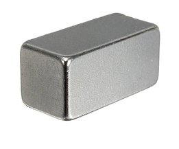 Neodymium Magneetblok 1 stuk