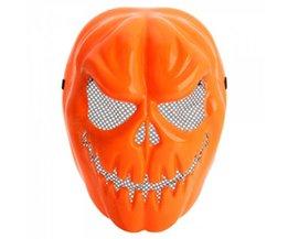 Halloween Tyrannosaurus Pompoen Masker
