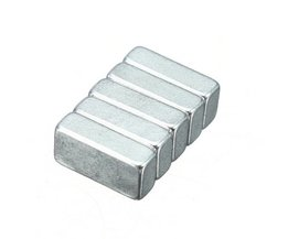 Neodymium Super Sterke Magneten N35 10x5x3mm
