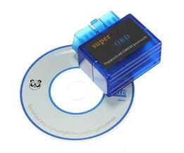 Mini ELM327 OBD2 diagnosescanner