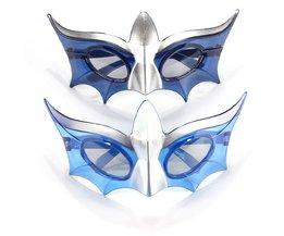 Lichtgevend Carnaval Masker